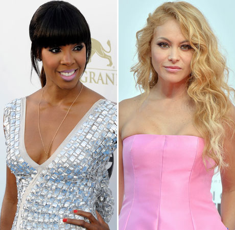 Which New X Factor 2013 Judge Do You Like Better: Paulina Rubio or Kelly Rowland?!