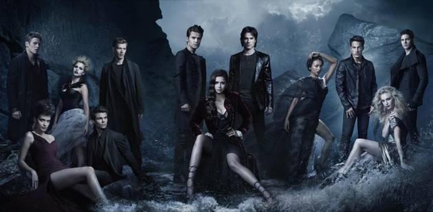 The Vampire Diaries: Ranking the Hot Guys of Mystic Falls