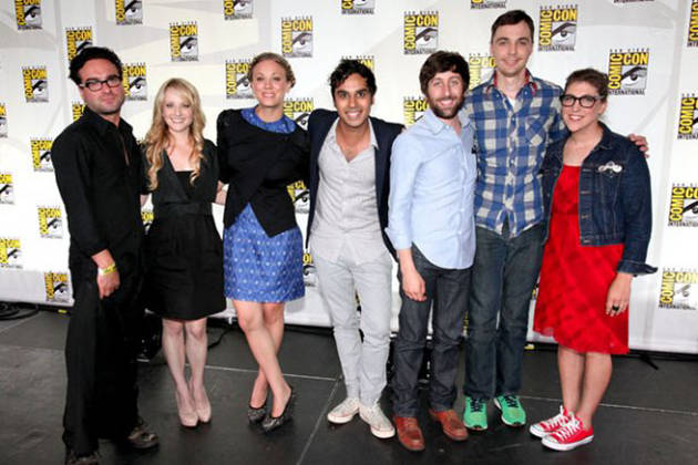 Big Bang Theory Cast Plans to Demand Giant Salary Increase — Report
