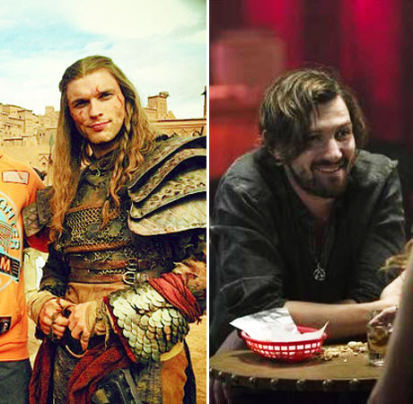 Daario on Game of Thrones: Which Version Is Hotter?