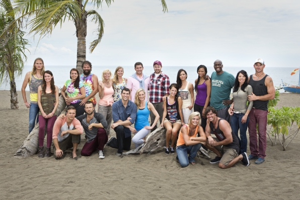 Survivor 2013 Cast: Full Cast For Season 27 Revealed! (PHOTO)