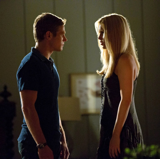 """Vampire Diaries and Originals Star Claire Holt: Matt and Rebekah """"Sadly Coming to an End"""""""