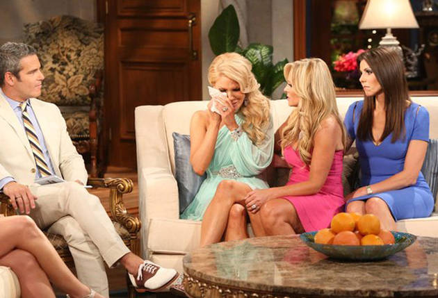 Tamra Barney: I Never Saw Gretchen Rossi Cry Real Tears at the Reunion