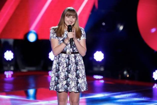 "Watch Caroline Pennell Sing ""Anything Could Happen"" on The Voice 2013 Blind Auditions"