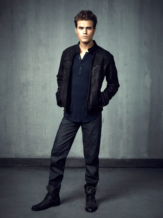 The Vampire Diaries Burning Question: What Would Mystic Falls Be Like Without Stefan?
