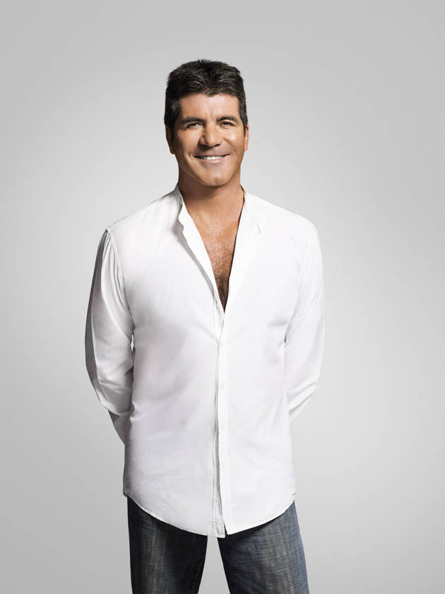 """Simon Cowell on Seeing His Baby's First Scan: """"It Is Just Surreal!"""""""