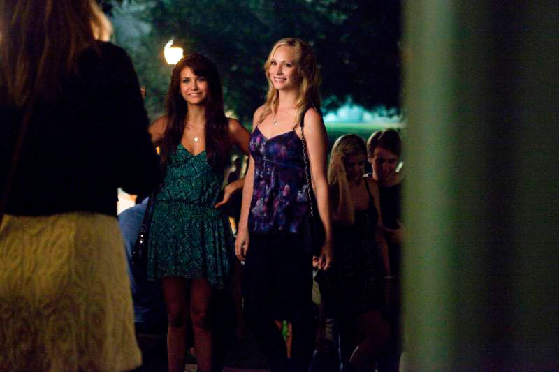 "Vampire Diaries Season 5 Spoilers: Elena and Caroline Going to College ""For the Boys"""