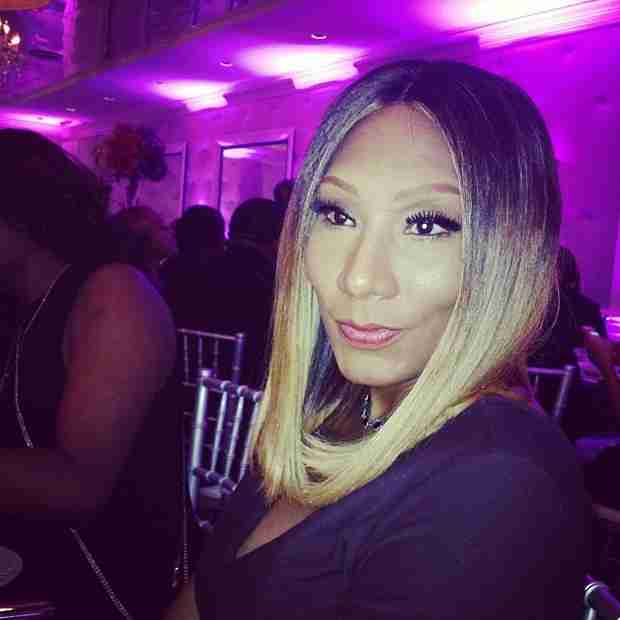 Towanda Braxton Switches Up Her Look For the New Year (PHOTOS)
