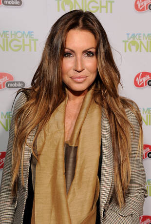 Rachel Uchitel's Dramatic Divorce Is Finalized — She Gets Custody!