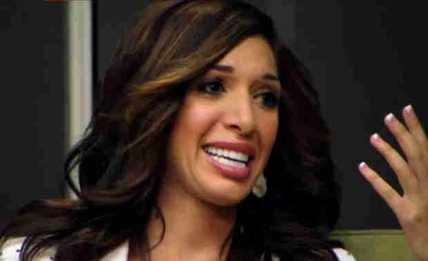 Farrah Abraham Finds Out That Her Couples Therapy Roomies Watched Backdoor Teen Mom! (VIDEO)