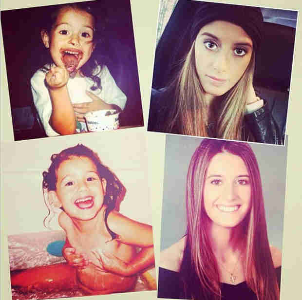 RHONJ Daughter Lexi Manzo's Transformation — From Tot to 18-Year-Old! (PHOTOS)