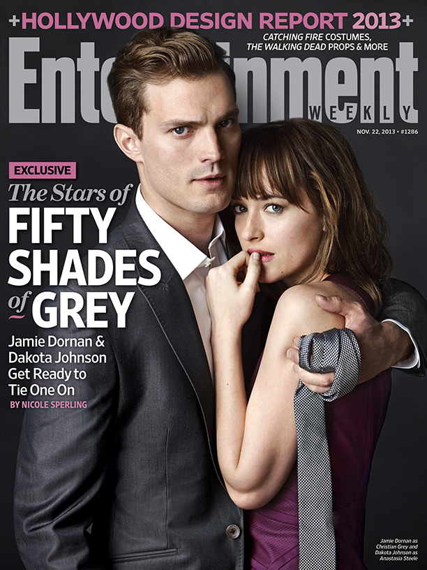 "Fifty Shades of Grey Filming Update: Dakota Johnson and Jamie Dornan's Chemistry is ""Hot"""