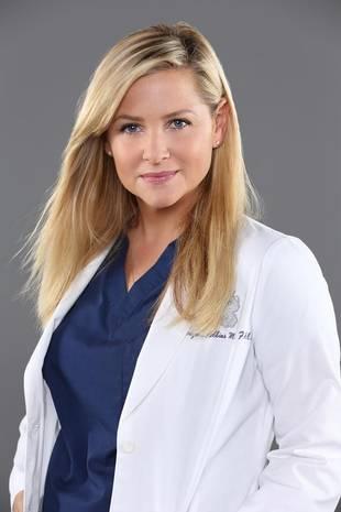Grey's Anatomy Season 10 Spoilers: Jessica Capshaw Has Stunt Double in Episode 15