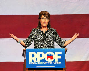 Would Sarah Palin Do Dancing With the Stars? She Says…