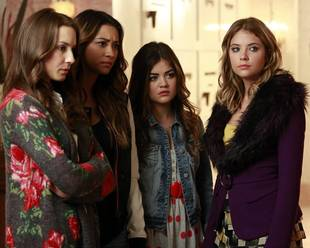 "Pretty Little Liars Recap: Season 4 Winter Premiere, ""Who's in the Box?"" — Ezra's Secret Door!"