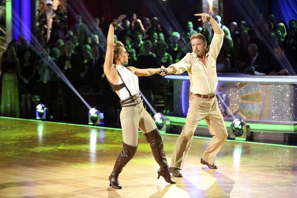 "Dancing With the Stars Is ""Not a Dance Competition"" Says Bill Engvall"