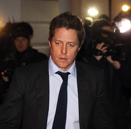 Hugh Grant Fathered Three Love Children Within Two Years — Wait, What?!