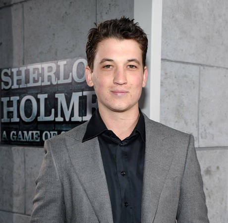 Miles Teller Talks That Awkward Moment — And How He Compares To Tom Cruise in Divergent