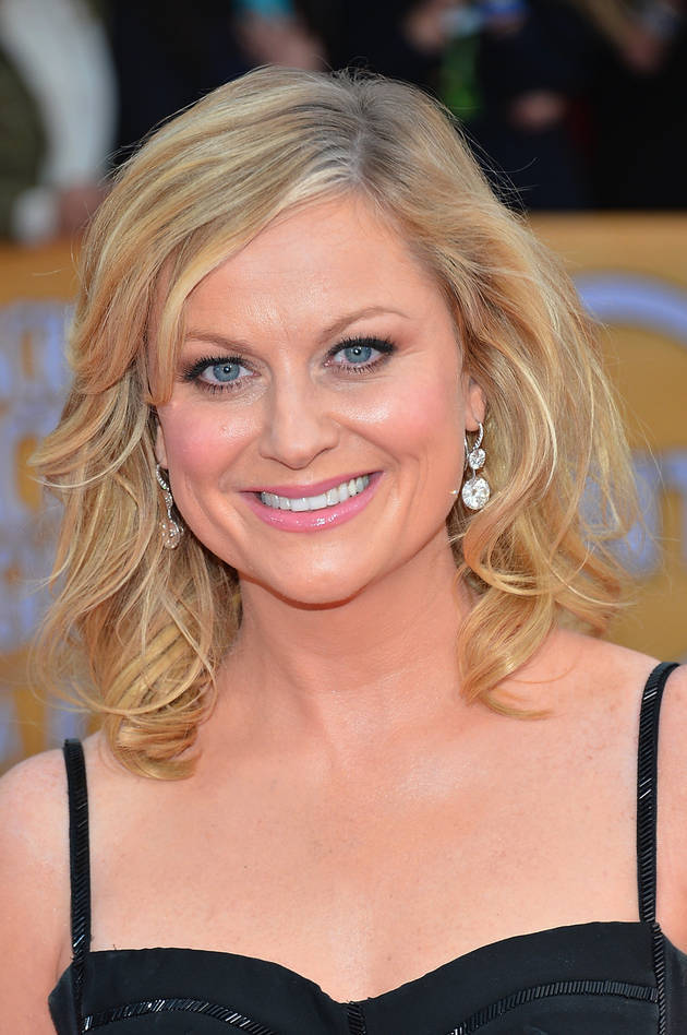 Amy Poehler Wins Golden Globe for Best Actress in a Comedy!