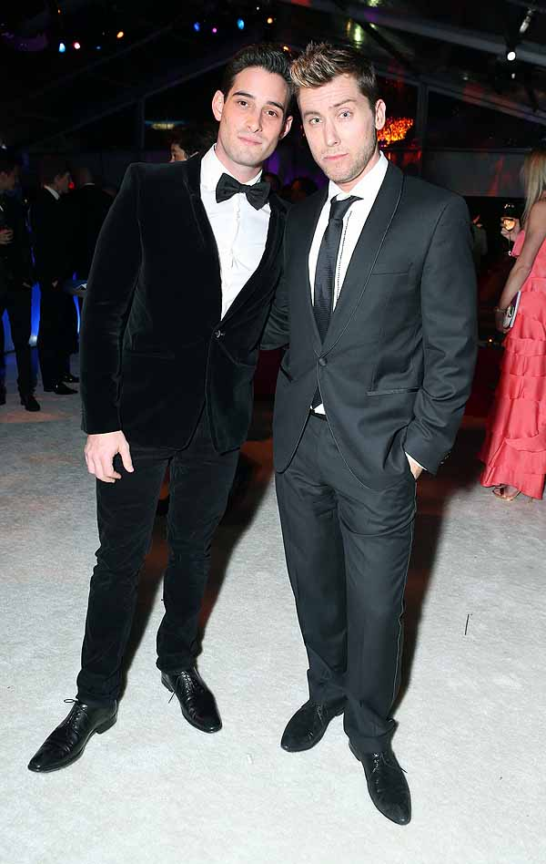 """Lance Bass """"Forgives"""" Juan Pablo for Anti-Gay Remarks: """"I Still Think He's Cute!"""""""