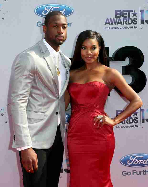 "Gabrielle Union on Dwyane Wade's Proposal: ""I Thought it Was a Joke!"" (VIDEO)"