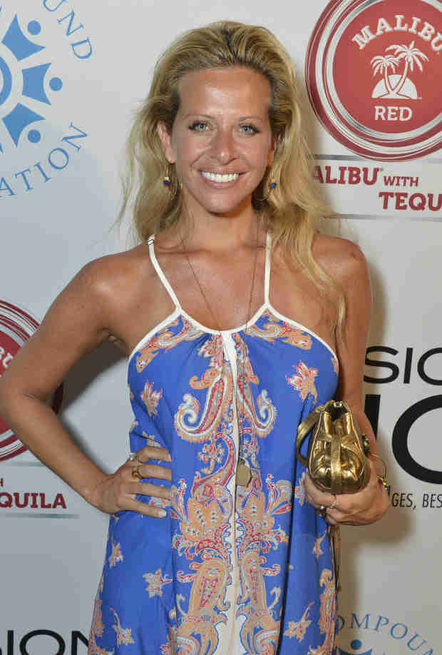 """Dina Manzo on Her Feud With Caroline: """"I Don't Hate Anybody"""""""