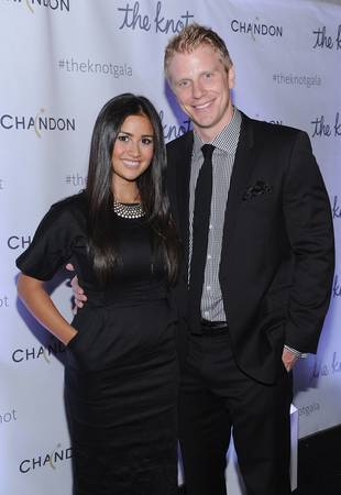 Sean Lowe and Catherine Giudici Talk Wedding Night Sex With Jimmy Kimmel