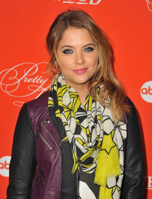 "Pretty Little Liars Star Ashley Benson Talks Tattoos: ""Everything Happens to Me in Threes"""