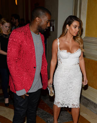Kim Kardashian Shares Touching Video Montage of Kanye West Romance