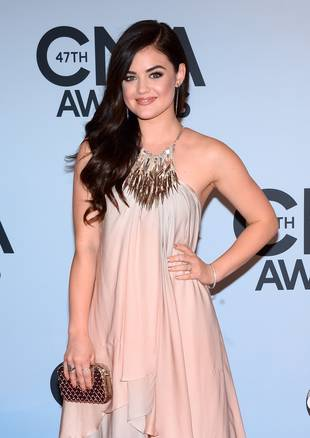 Lucy Hale Dishes on New Album, Country Music Roots, and Britney Spears (VIDEO)