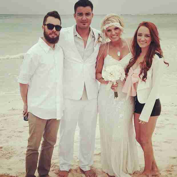 Maci Bookout Heads to Mexico With Boyfriend Taylor McKinney