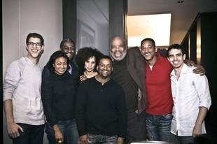 Fresh Prince of Bel-Air Cast Gathers For James Avery Memorial (PHOTOS)