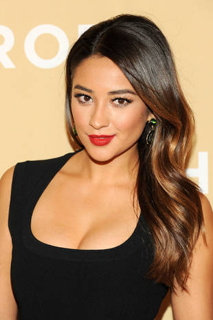 Pretty Little Liars Star Shay Mitchell Reveals New Year's Resolution — What Is It?