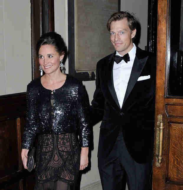 Who Is Pippa Middleton's Boyfriend Nico Jackson?
