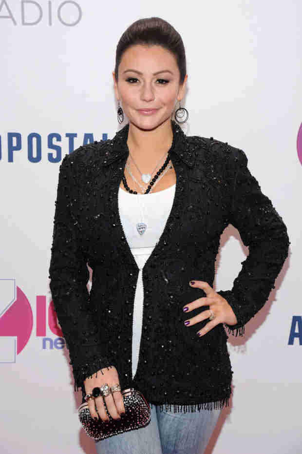 """Jenni """"JWOWW"""" Farley Opens Up About Early Pregnancy Miscarriage Scare"""