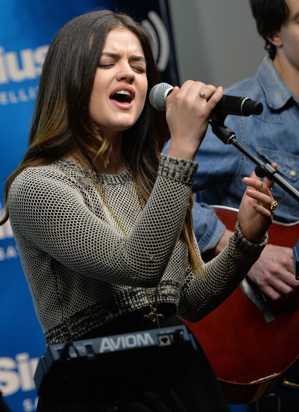 Pretty Little Liars Star Lucy Hale Wants to Collaborate With WHO? (VIDEO)
