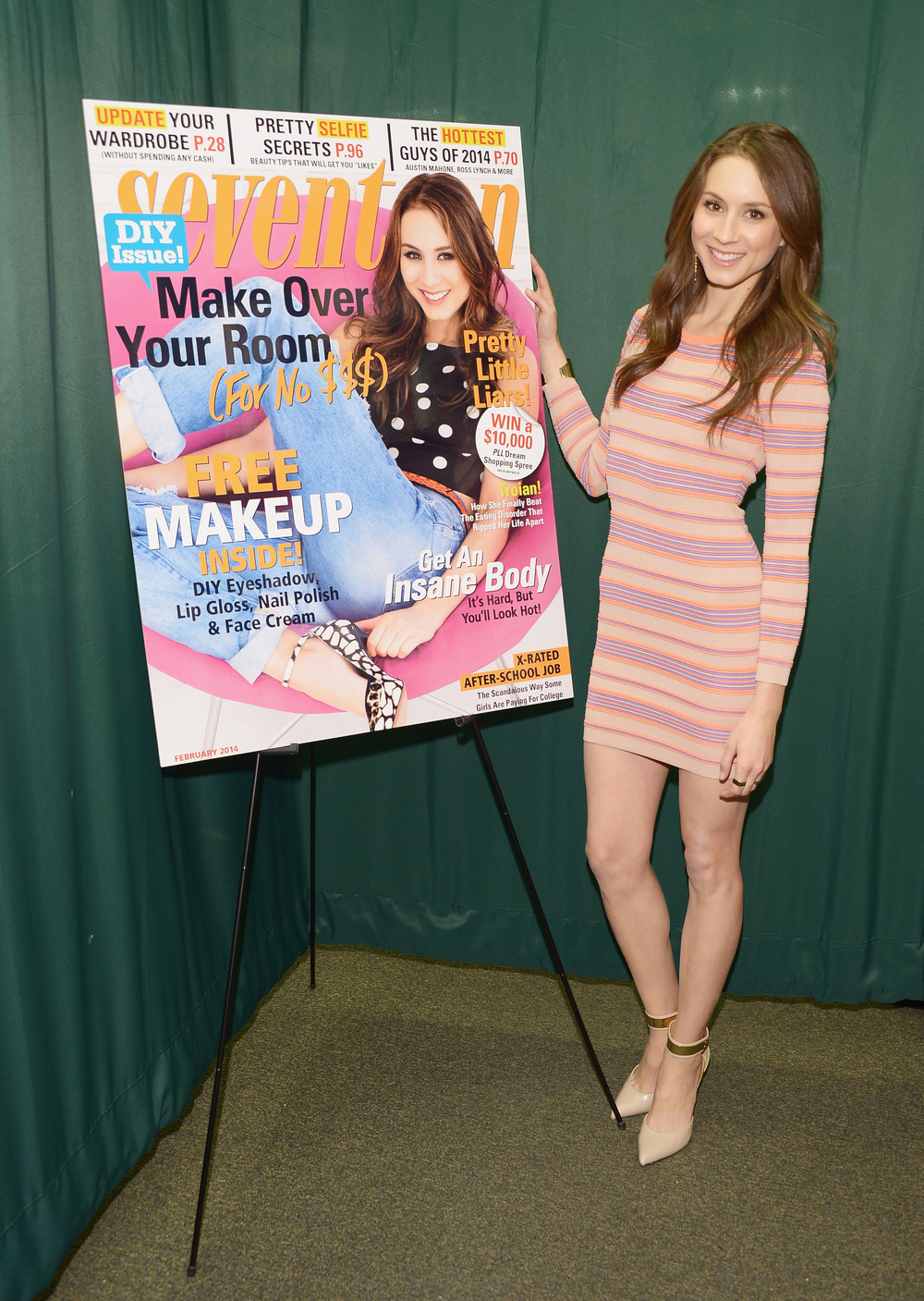 Troian Bellisario on Why She Decided to Open Up About Her Eating Disorder