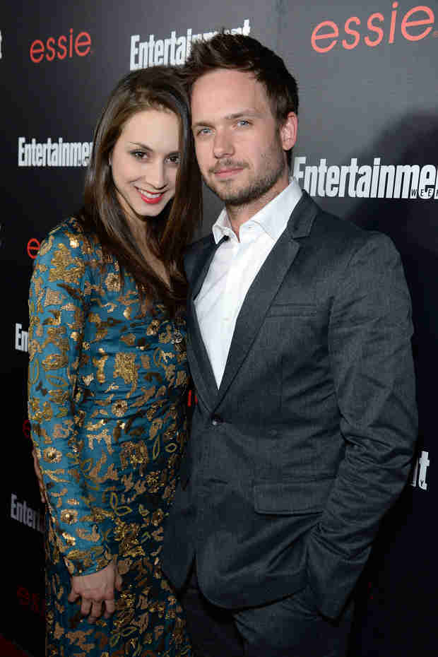 Patrick J. Adams Books Lead in NBC's Rosemary's Baby — Troian Bellisario Reacts!