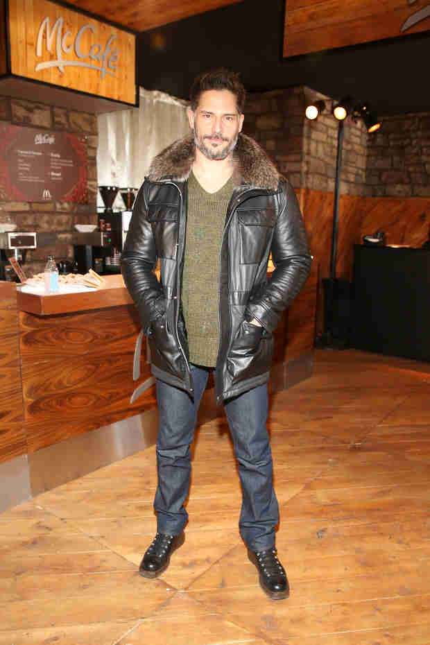 Joe Manganiello Hit The Sundance Film Festival with a Vengeance!