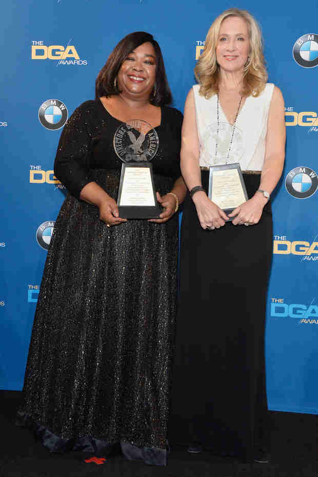 """Shonda Rhimes Honored But """"Pissed Off"""" to Receive DGA Diversity Award"""