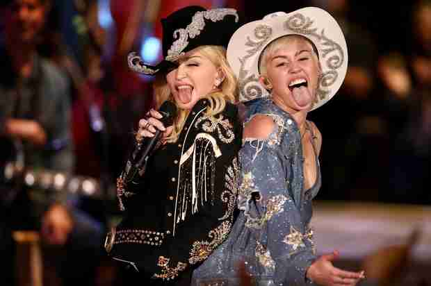 Miley Cyrus: Unplugged — Miley Explains Madonna Collaboration and Hoedown (VIDEO)
