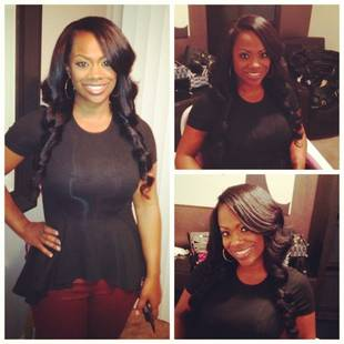 Kandi Burruss Has a Casting Call Nightmare For A Mother's Love (VIDEO)