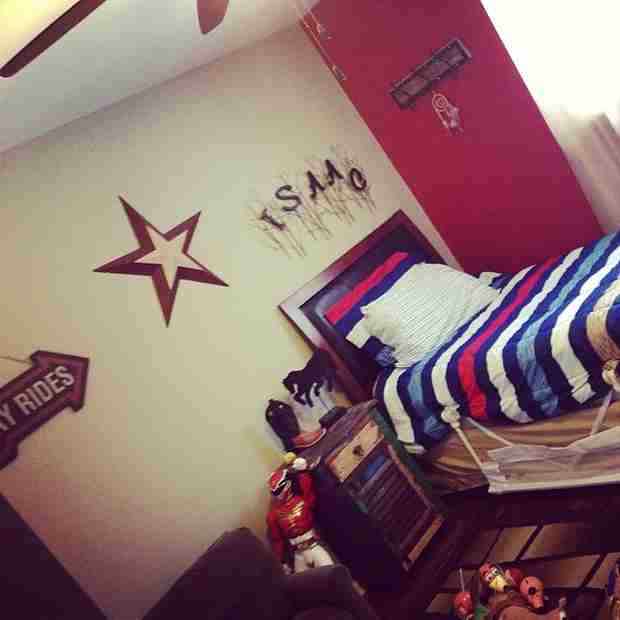 Kailyn Lowry Takes Fans Inside Isaac's Super Stylish Bedroom (PHOTO)