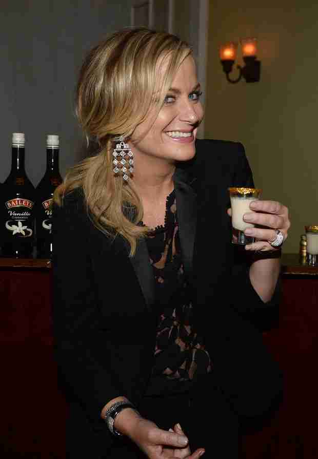 What Did Amy Poehler Do Right After the Golden Globes?