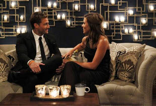 """Trainwreck Bachelor Contestant Lauren Higginson Speaks Out: Producers Made Me Look Like an """"Idiot"""""""