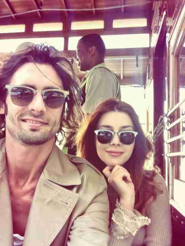 All-American Rejects Singer Tyson Ritter Marries Actress Elena Satine