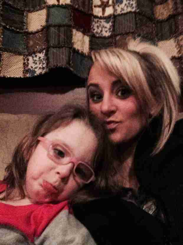 "Leah Messer on Handling Ali's Medical Condition: ""I'll Never Let Her See Me Weak"" — Exclusive"