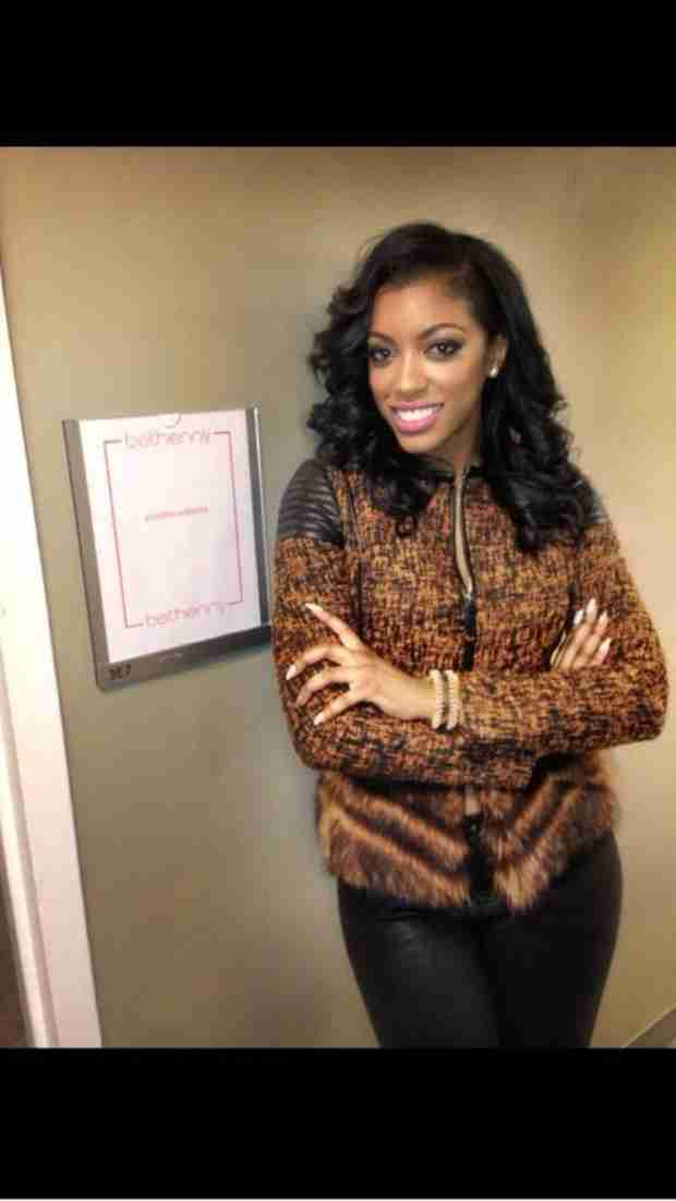 Porsha Stewart to Appear on Bethenny Show — See a Preview!