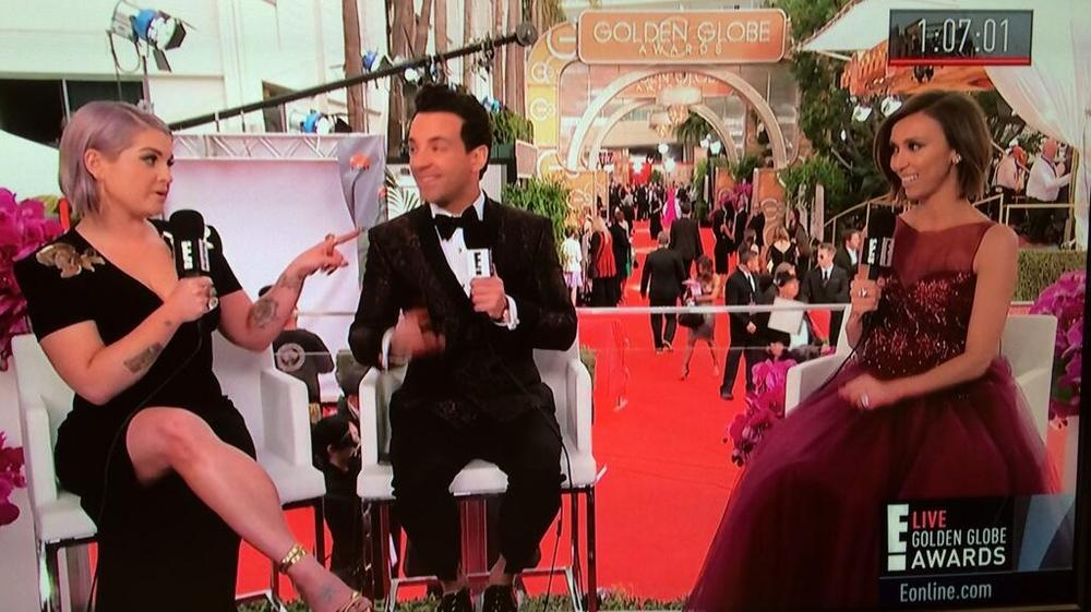 Giuliana Rancic Wears $3 Million in Jewels at 2014 Golden Globes Red Carpet