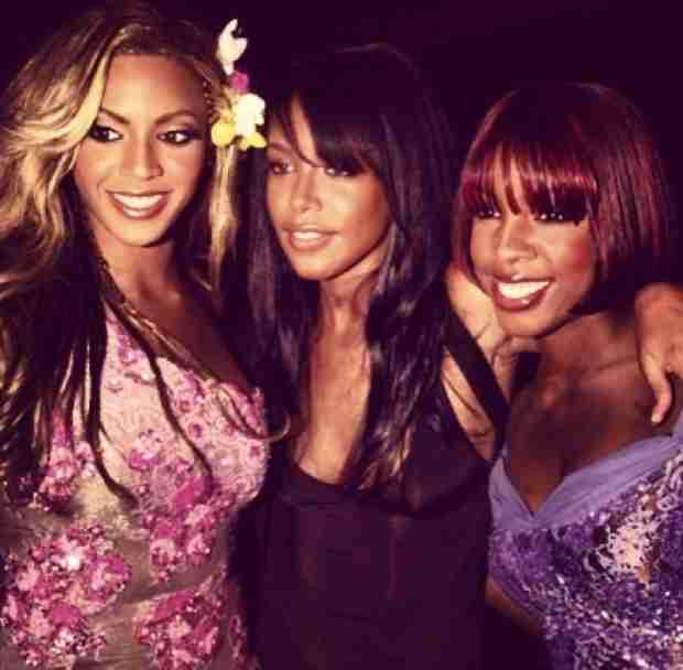 Beyonce Cuts Kelly Rowland Out of Instagram Pic — Feud Alert? (PHOTO)